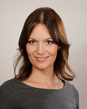 Unsere Interviewpartnerin: Anna-Lena Radnz